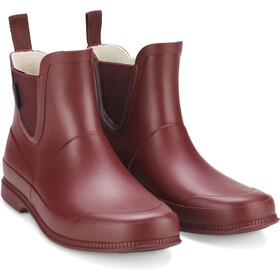 Tretorn Eva Låg Rubber Boots Women Women maroon